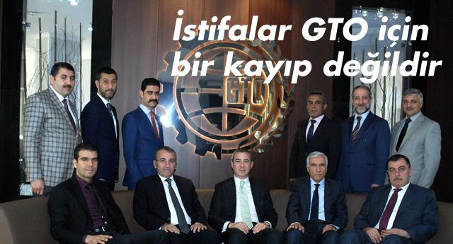 GTO'da yeni yönetim kurulu belirlendi
