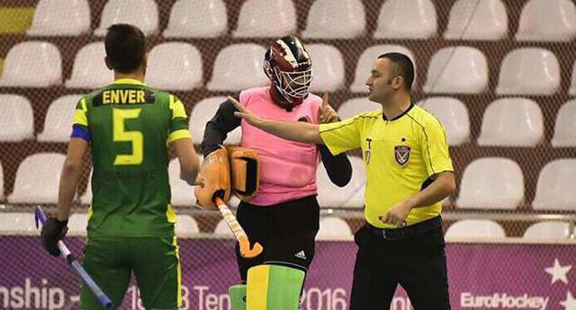 Can Balsu Avrupa'da maç yönetecek