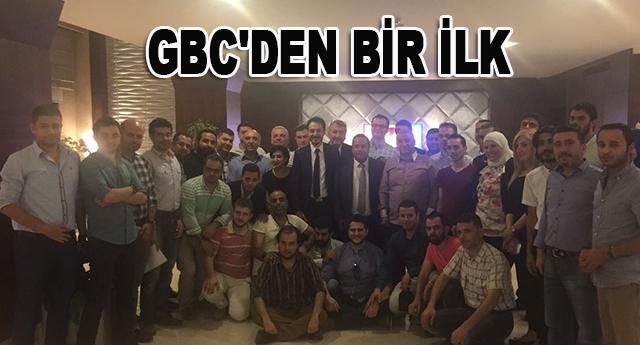 Suriyeli gazetecileri, Türk meslektaşlarıyla buluşturdu
