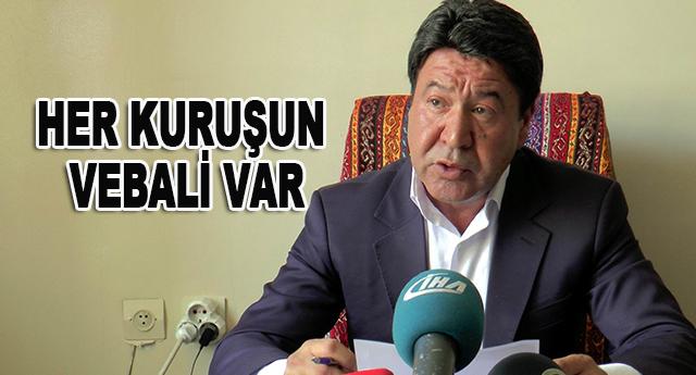 Türkmenlere gönderilen yardımlar uçtu mu?