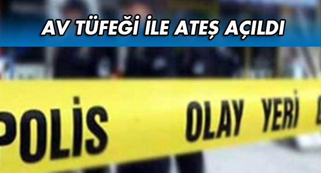 OTO YIKAMACI'YA SİLAHLI SALDIRI