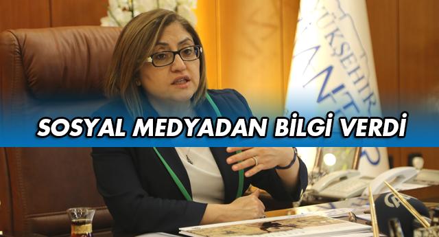Fatma Şahin'den izahlı açıklama