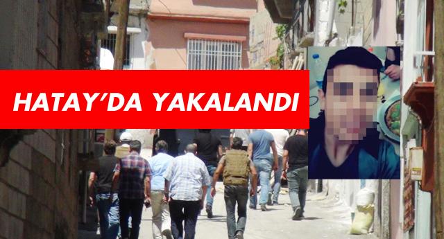 Polisi yaralayan İŞİD'li yakalandı