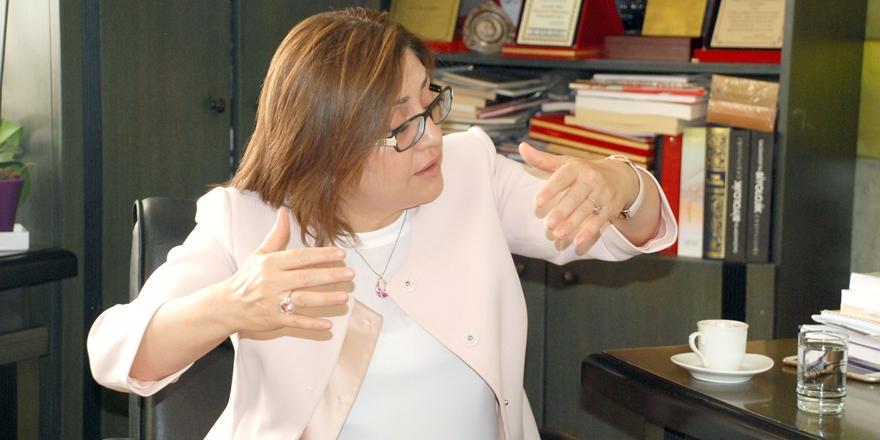 Fatma Şahin: Kurum değil şehir takımı