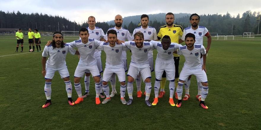 Büyükşehir Gaziantepspor, Erzurum BBS'yi devirdi! 1-0