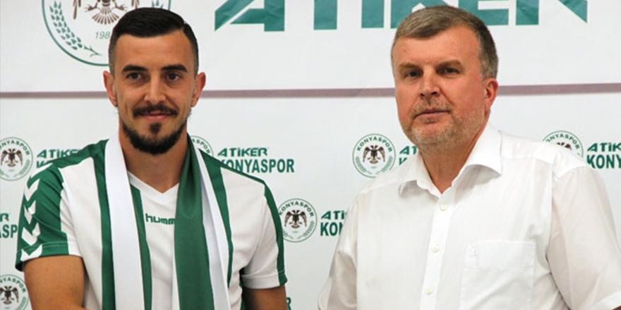 Konyaspor Hora ile 3 yıllık sözleşme imzaladı
