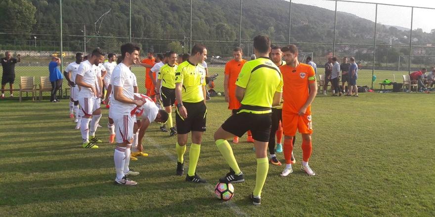Adanaspor moral verdi 3 - 2