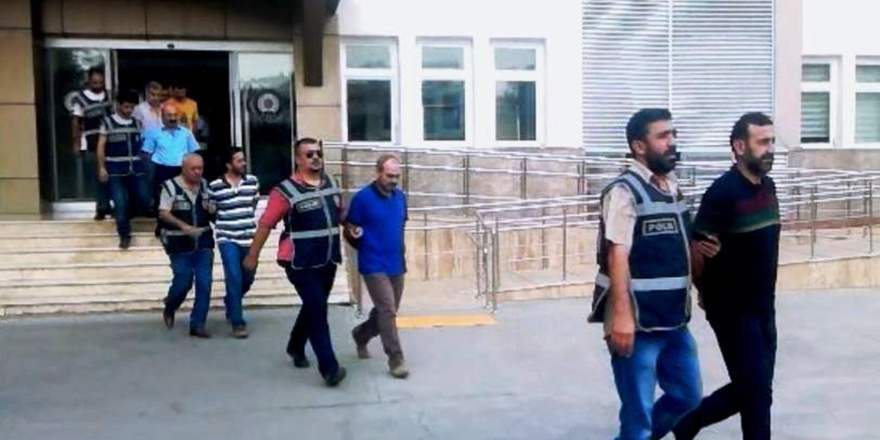 İmamlar tutuklandı