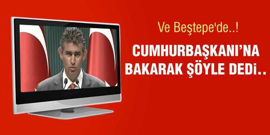 Türkiye Barolar Birliği Beştepe'de!