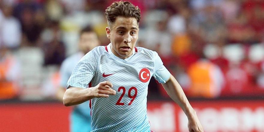 Antalyaspor Emre Mor'u istiyor