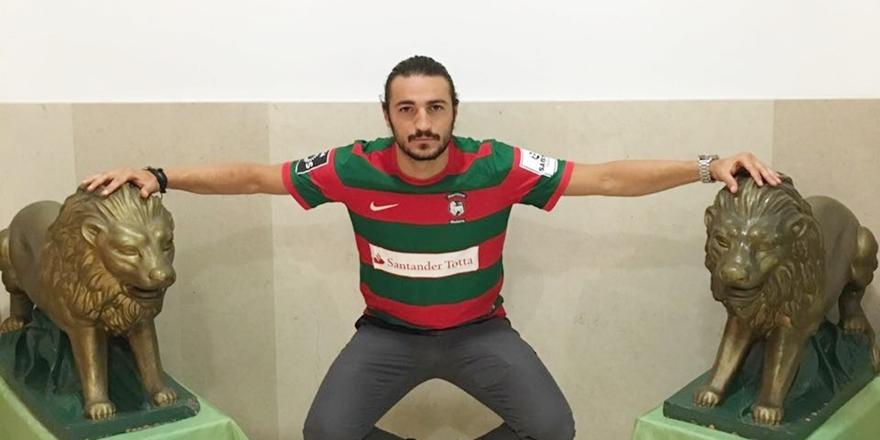 Gaziantepspor'dan Portekiz'e
