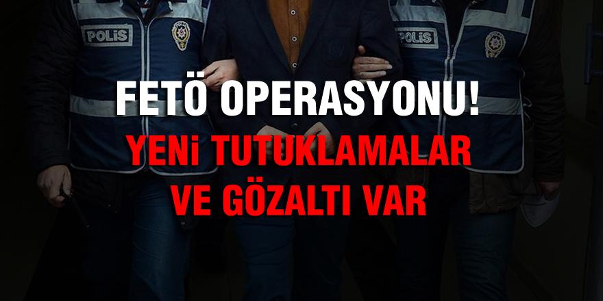 Gaziantep'te FETÖ'den 15 öğretmen tutuklandı
