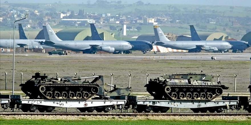 Flaş iddia: ABD İncirlik'teki nükleer silahlarını Romanya'ya taşıyor