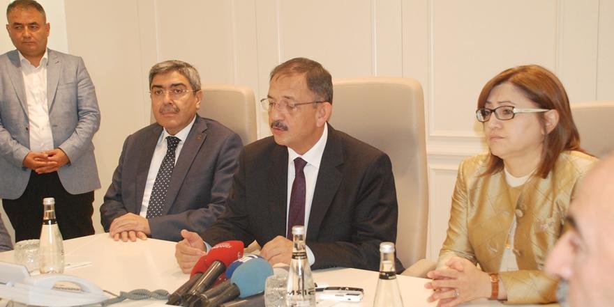 Bakan Özhaseki: Türkiye'de yapı stokunun yüzde 50'si sağlıksız