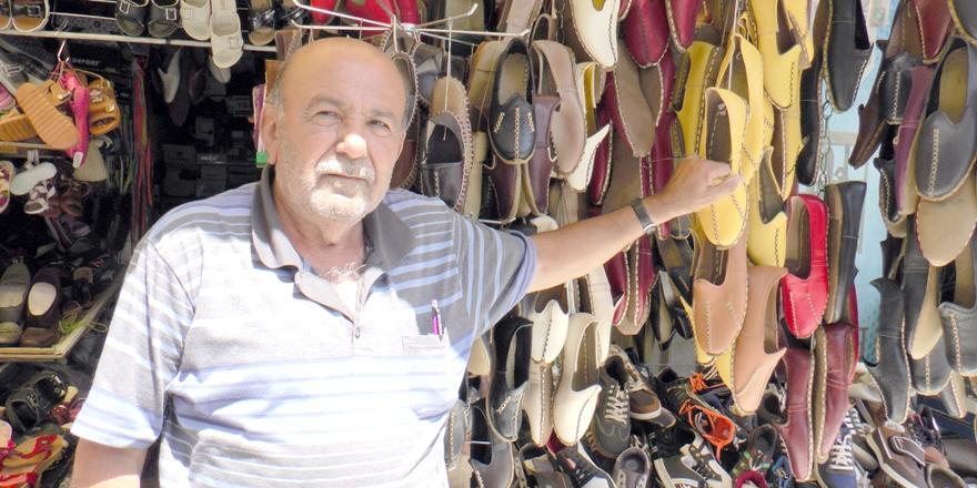 Yemeni ayakları serinletiyor