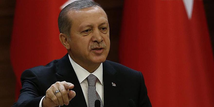 Cumhurbaşkanı Erdoğan bilgi aldı