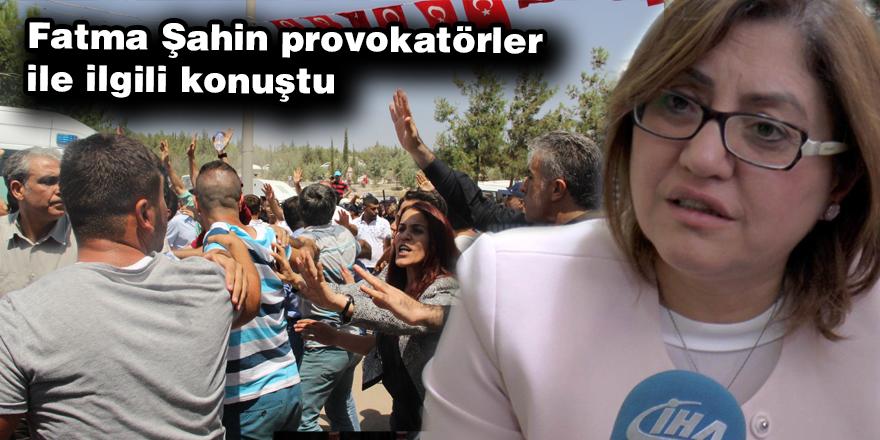 Provokatörler minibüslerle il dışından getirildi