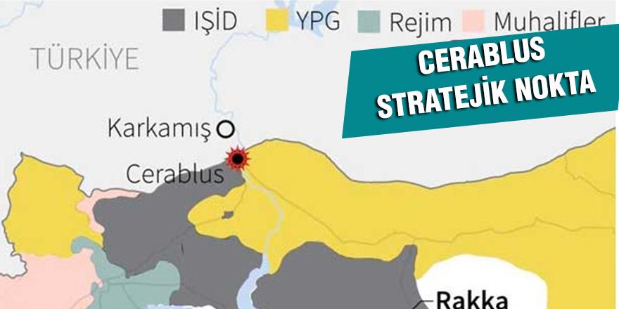 Cerablus stratejik nokta