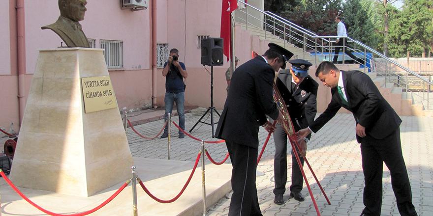 30 Ağustos Zafer Bayramı Araban'da törenle kutlandı