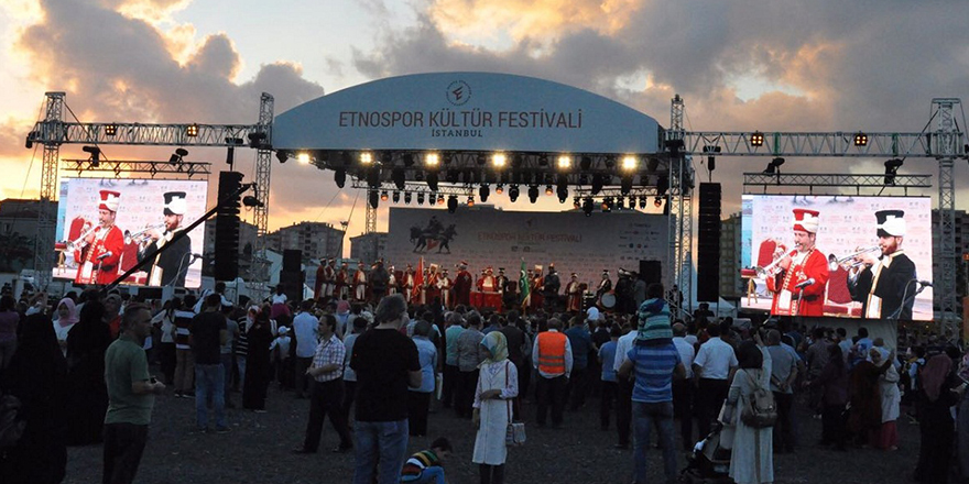 GAZİANTEP, ETNOSPOR FESTİVALİ'NDE TANITILIYOR