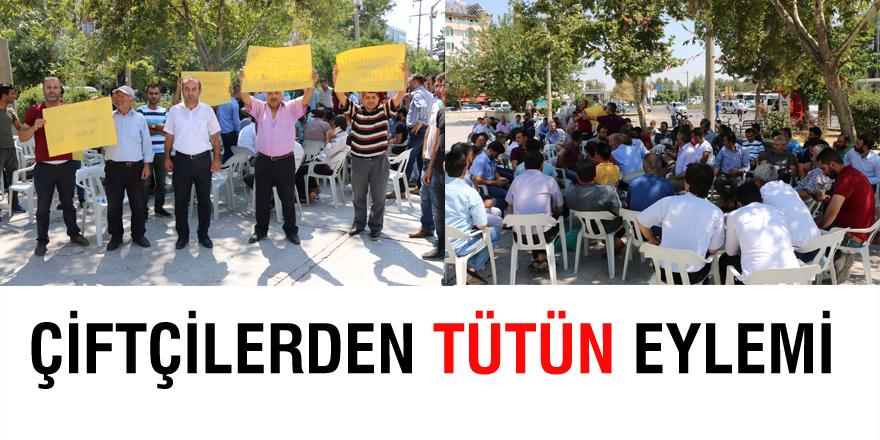 TÜTÜNLER GAZİANTEP'E GELİYORDU