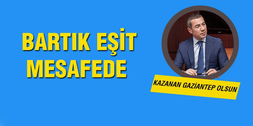 BARTIK EŞİT MESAFEDE
