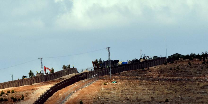 Sınıra ABD'nin füze sistemi kuruldu