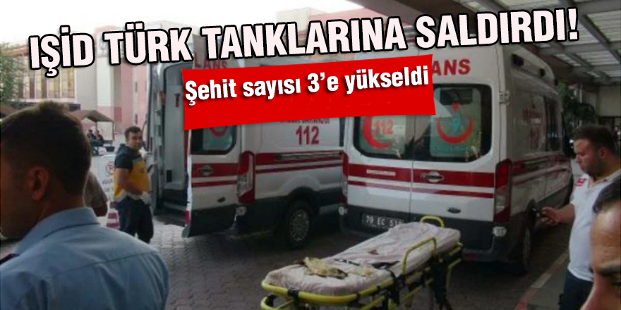HELİKOPTERLE GAZİANTEP'E GETİRİLDİLER