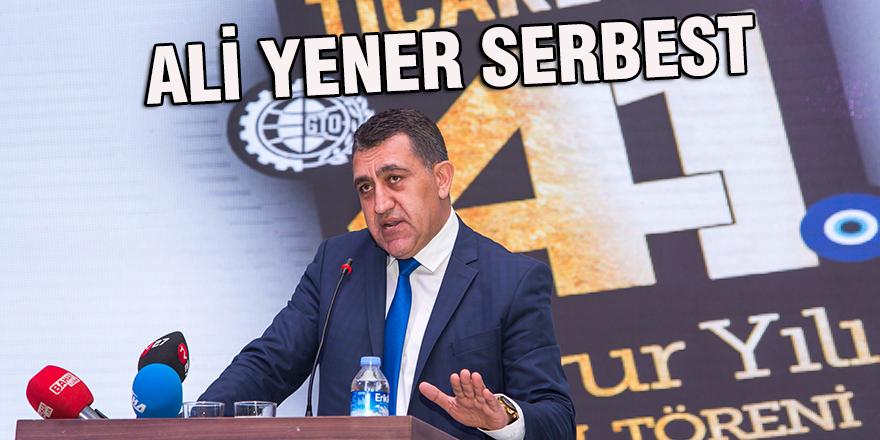 ALİ YENER SERBEST