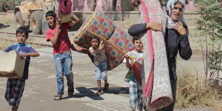 Suriyeliler Türkiye'ye minnettar