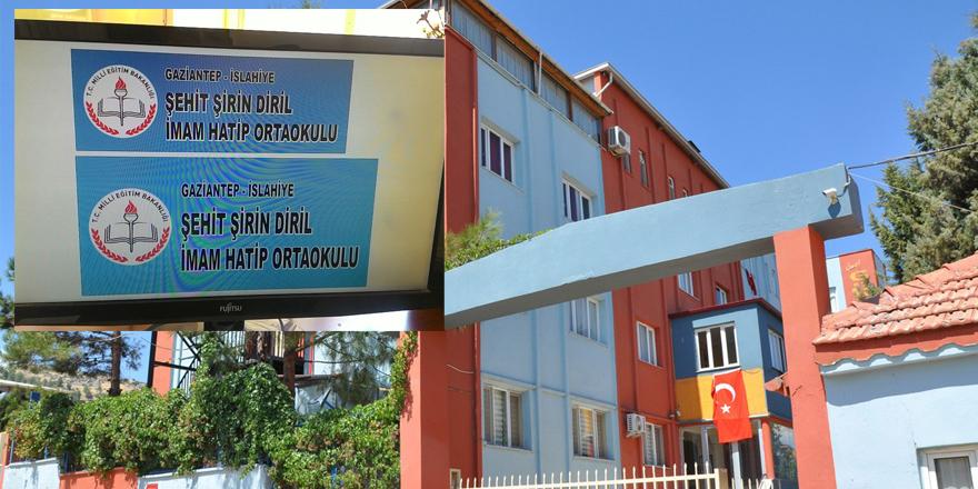 15 Temmuz şehidinin adı eski FETÖ okuluna verildi