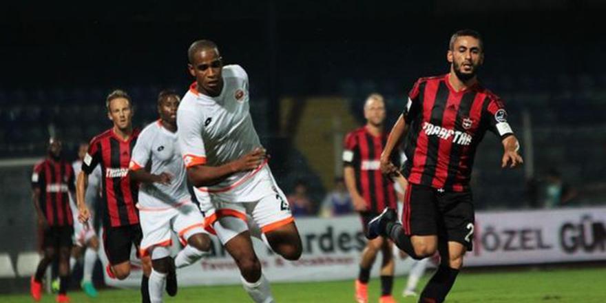 Adanaspor - Gaziantepspor: 0-0