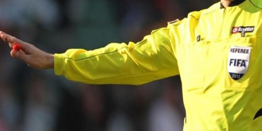 UEFA'da maç yönetecek hakemler belli oldu