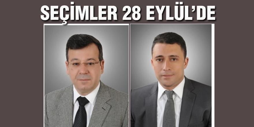SEÇİMLER 28 EYLÜL'DE