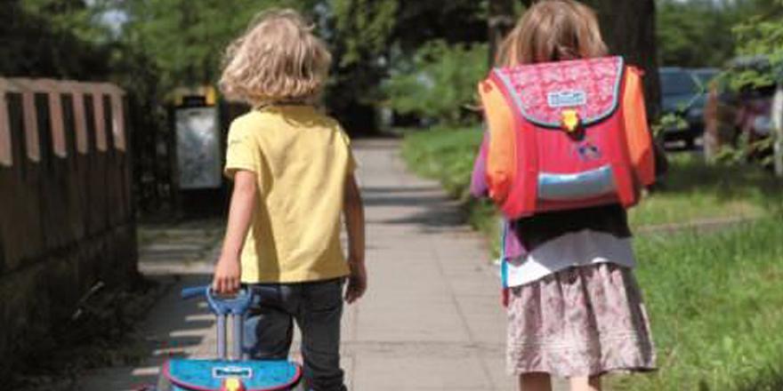 Okul çantası deyip geçmeyin!