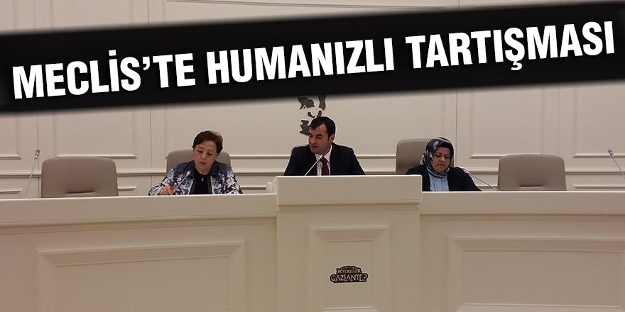 MECLİS'TE HUMANIZLI TARTIŞMASI