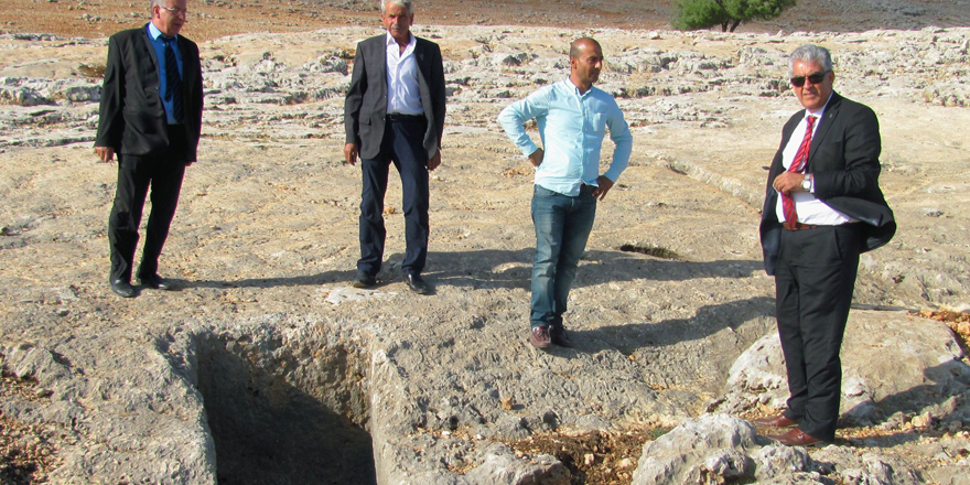 Araban'da tarihi hamle