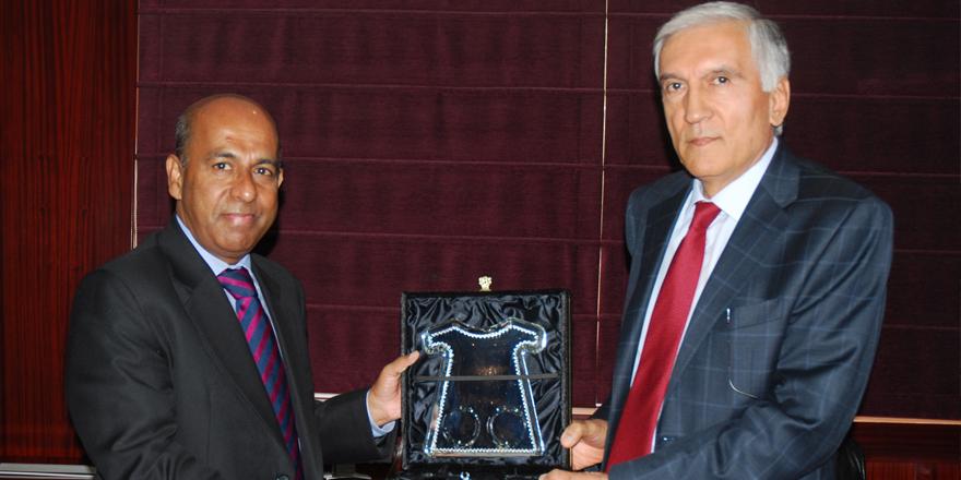 Sri Lanka ile işbirliği