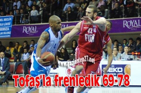 Tofaş'la frenledik 69-78