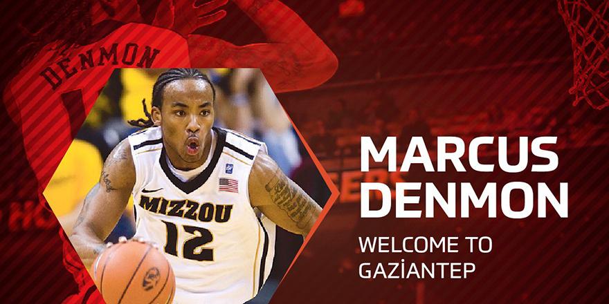 Gaziantep Basketbol'dan bir transfer daha