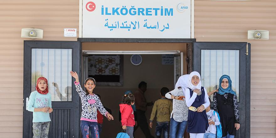 Suriyeli öğrenci sayısı artıyor