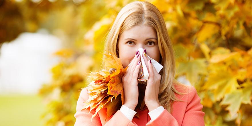 Sonbahar alerjisine dikkat