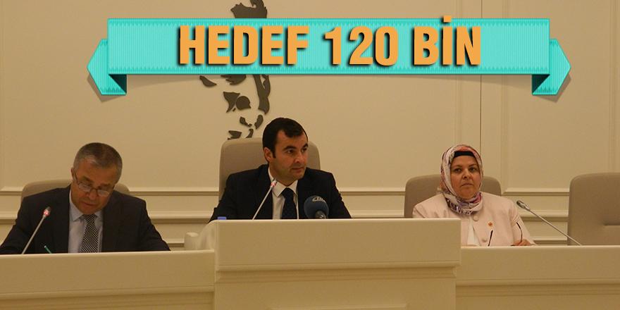 HEDEF 120 BİN