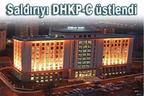 Saldırıyı DHKP-C üstlendi