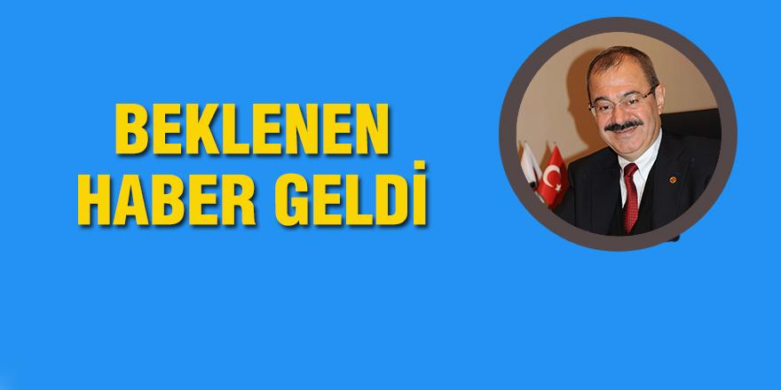 BEKLENEN HABER GELDİ