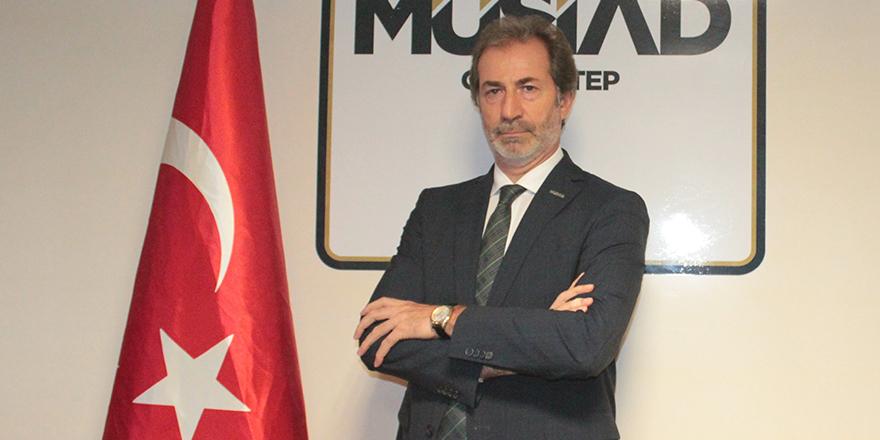 MÜSİAD Gaziantep Başkanı patlamayı kınadı