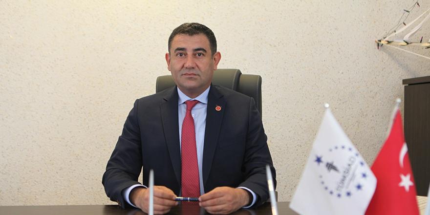 TÜMSİAD Şube Başkanı Apa patlamayı kınadı