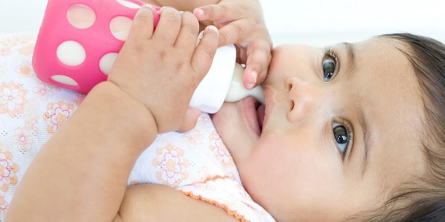 Anne sütü alan çocuk sayısı az