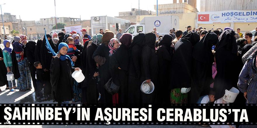 ŞAHİNBEY'İN AŞURESİ CERABLUS'TA