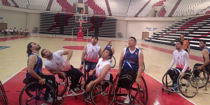 Engellilerde lig başlıyor